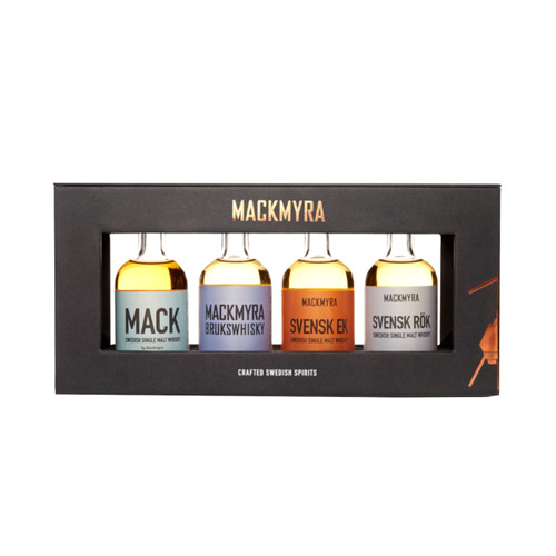 Mackmyra Classics Collection Gift Pack