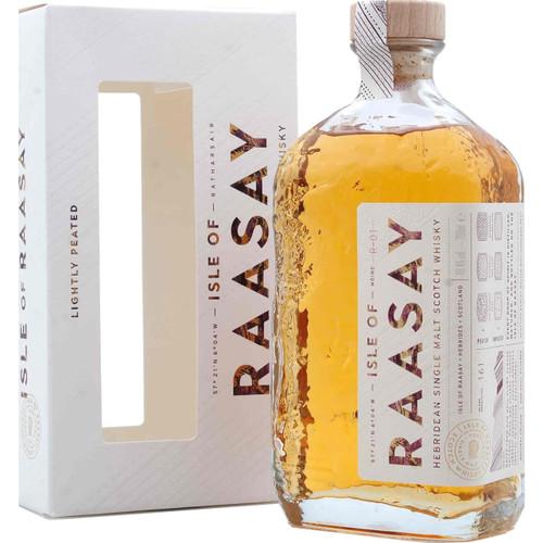 Isle of Raasay Single Malt Whisky - Batch 2