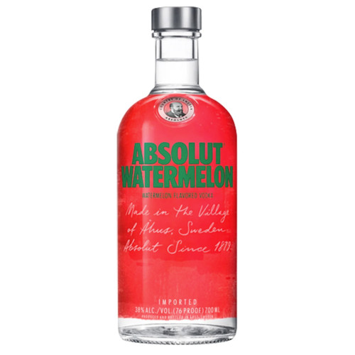 Absolut Watermelon Vodka