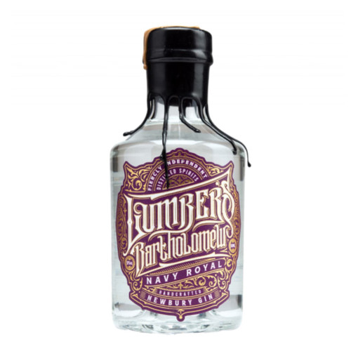 Lumbers Bartholomew Navy Royal Gin