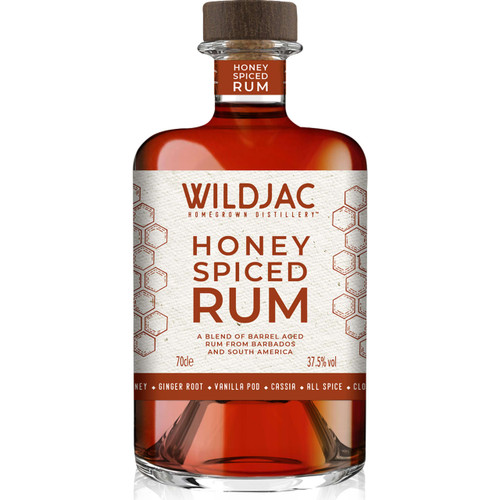 Wildjac Honey Spiced Rum