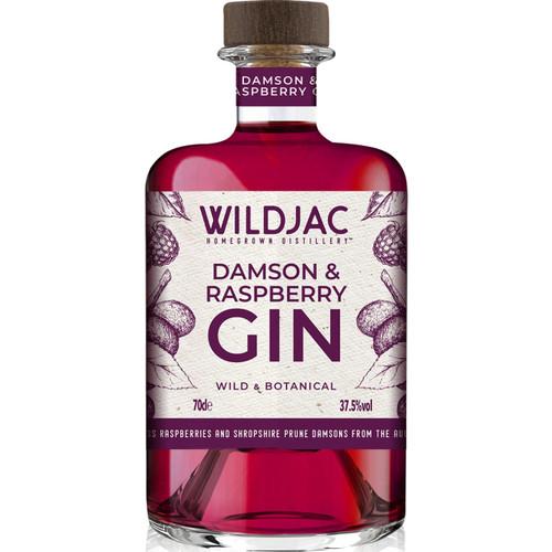 Wildjac Damson and Raspberry Gin