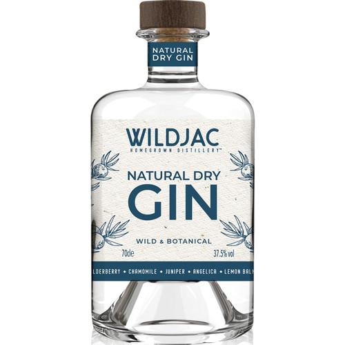 Wildjac Natural Dry Gin