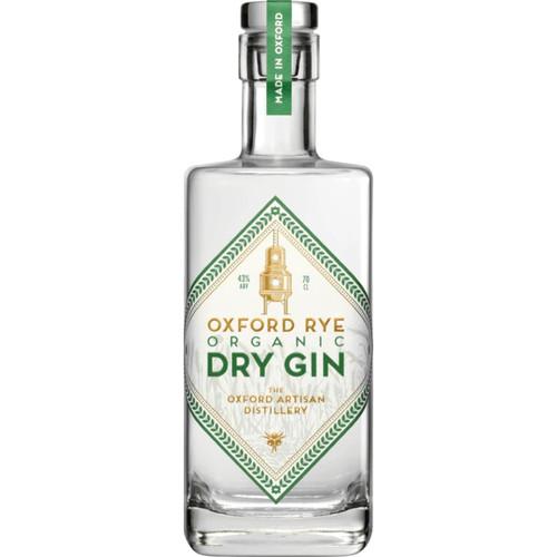 Oxford Rye Organic Dry Gin