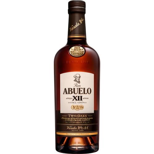 Ron Abuelo 12 Year Two Oaks Rum