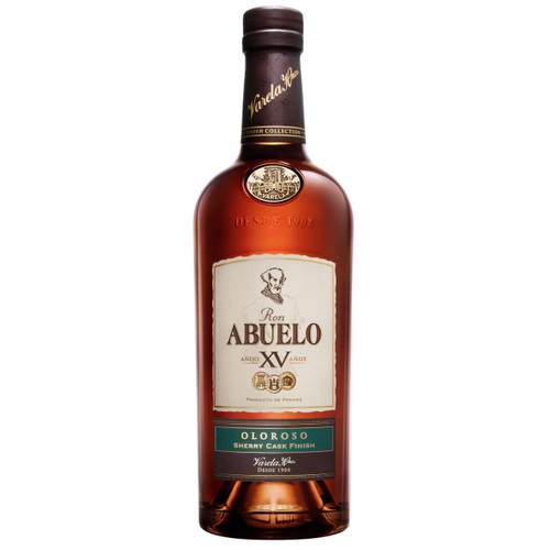Ron Abuelo XV Oloroso Sherry Cask Finish Rum