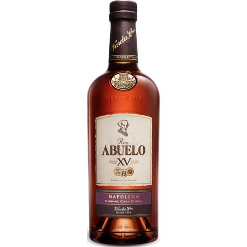 Ron Abuelo XV Napoleón Cognac Cask Finish Rum