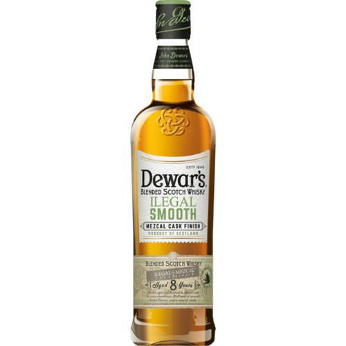 Dewar's Ilegal Smooth Mezcal Finish Whisky