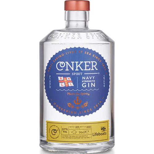 Conker RNLI Navy Strength Gin