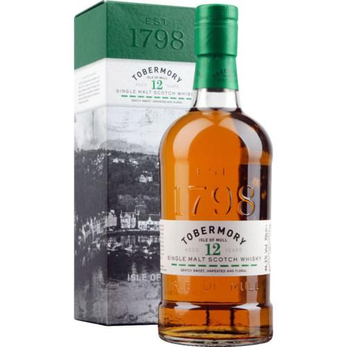 Tobermory 12yo Whisky