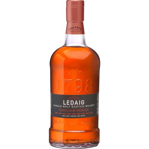 Ledaig Singclair Series Rioja Finish Whisky