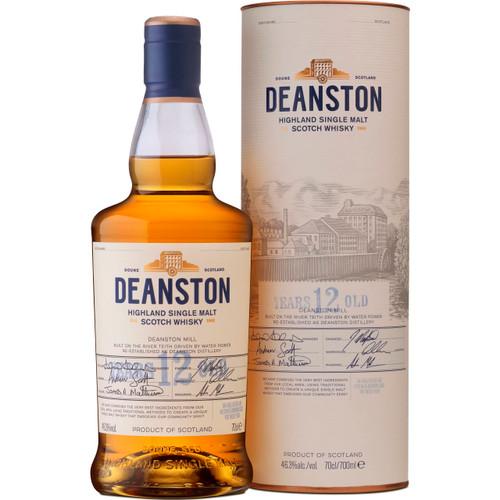 Deanston 12yo Whisky