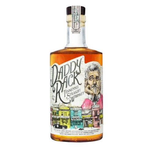 Daddy Rack Small Batch Tennessee Whiskey