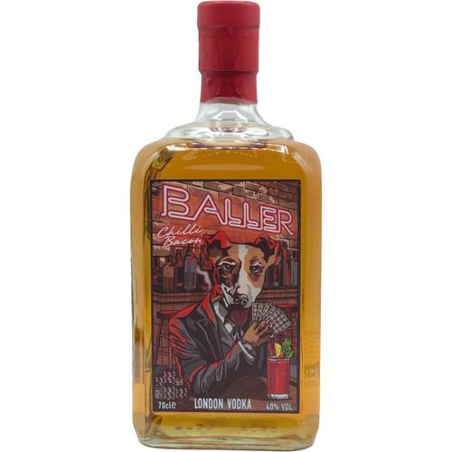 Baller Chilli Bacon Vodka