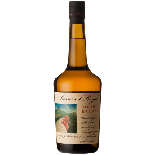 Somerset Cider Brandy 3yo