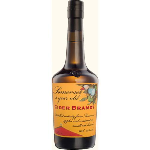 Somerset Cider Brandy 3yo