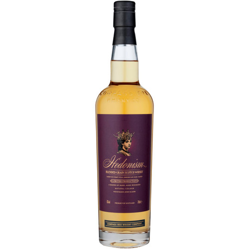 Compass Box Hedonism Grain Whisky