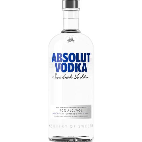 Absolut Blue Vodka