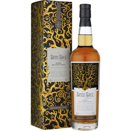 Compass Box Whisky Spice Tree