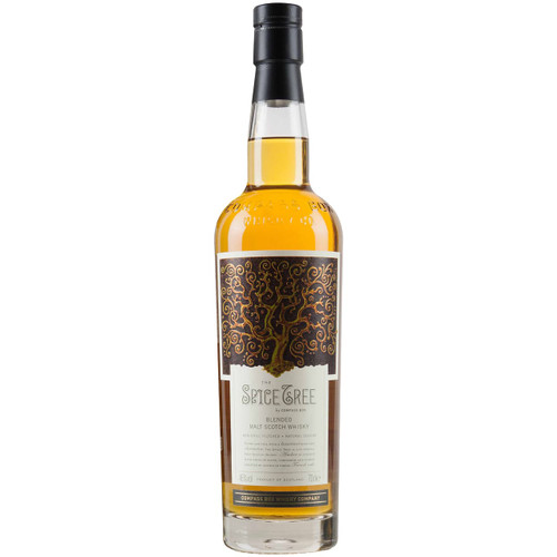 Compass Box Whisky Spice Tree