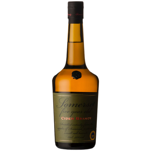 Somerset Cider Brandy 5yo