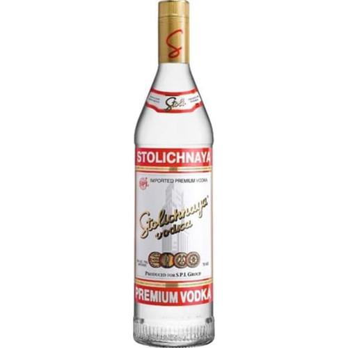Stolichnaya Red Label Vodka