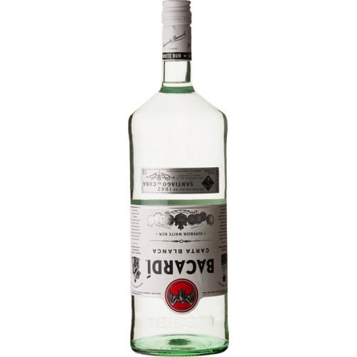 Bacardi Carta Blanca Magnum Rum