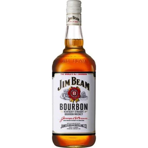 Jim Beam White Label Bourbon