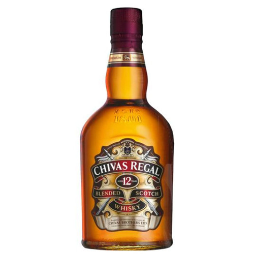Chivas Regal 12yo Scotch Whisky