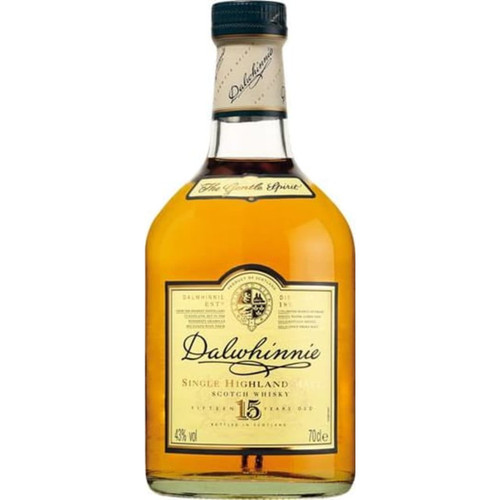 Dalwhinnie 15yo Single Malt