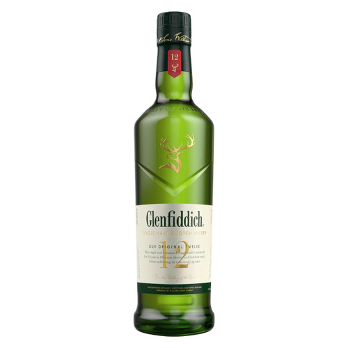 Glenfiddich 12yo Single Malt