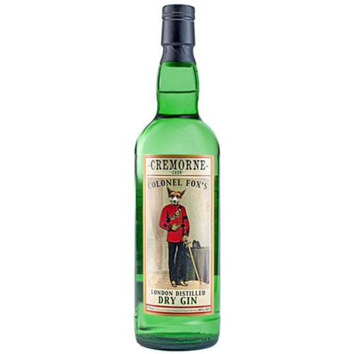 Cremorne 1859 Colonel Fox's Gin