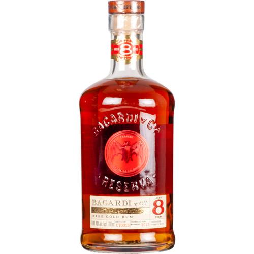 Bacardi Ocho Años Rum