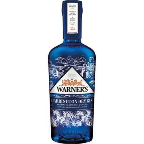 Warner's Harrington Dry Gin
