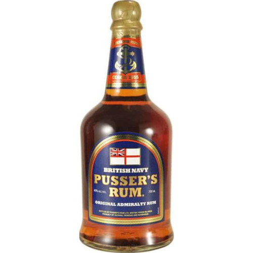 Pusser's Blue Rum