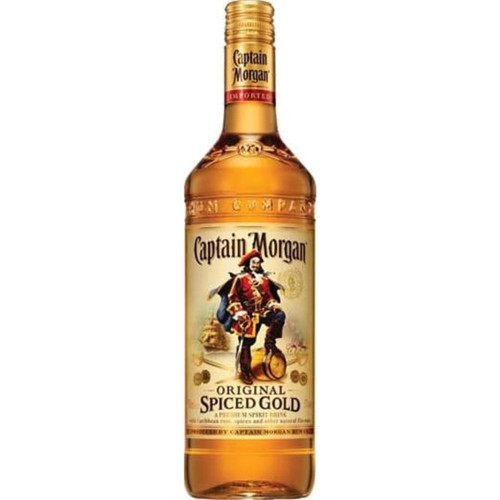 Captain Morgan Spcied Rum
