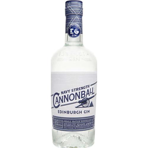Edinburgh Gin Cannonball Navy Strength Gin