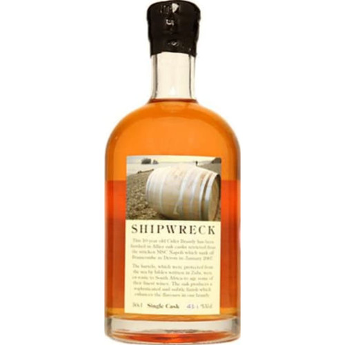 Shipwreck Single Cask Brandy
