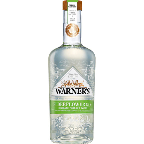 Warner's Elderflower Gin