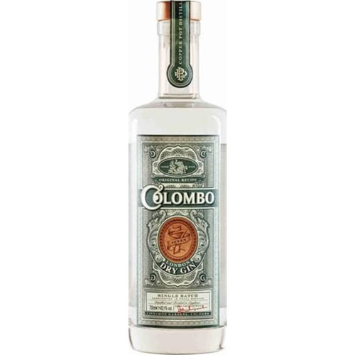 Colombo No. 7 Gin