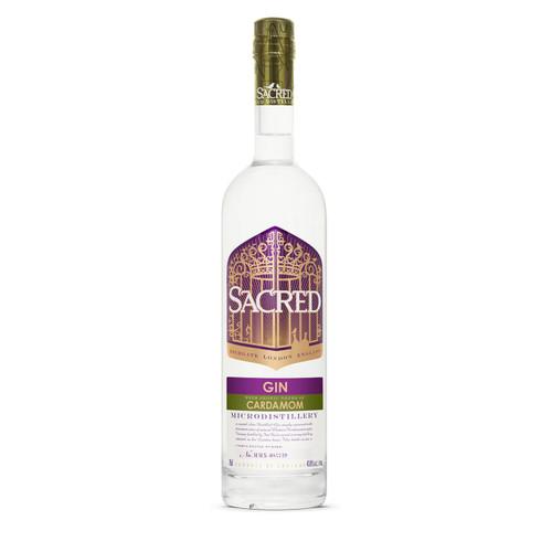 Sacred Cardamom Gin