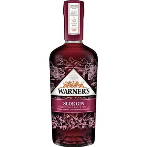 Warner's Sloe Gin