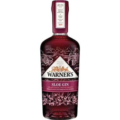 Warner's Harrington Sloe Gin
