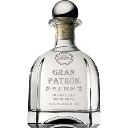 Patrón Gran Platinum Tequila