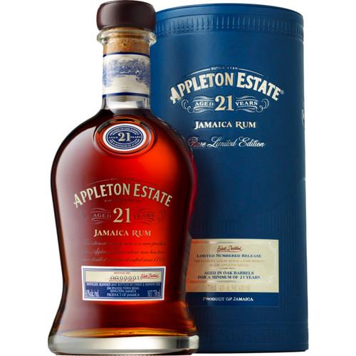 Appleton Estate 21yo Rum