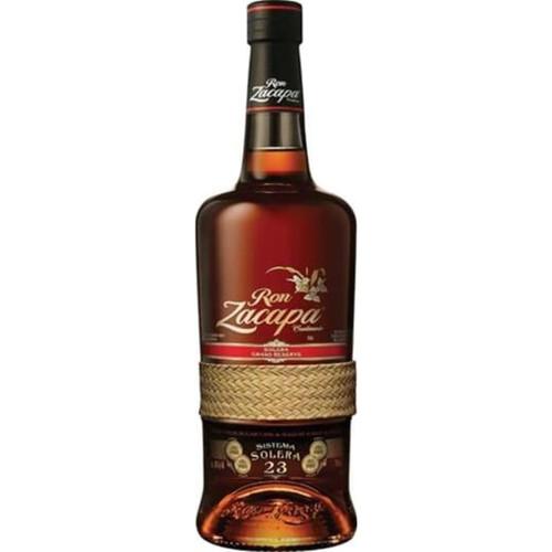 Ron Zacapa Centenario Sistema Solera 23 Rum