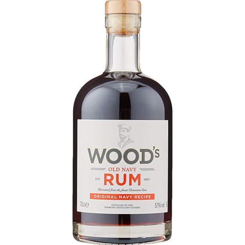 Wood's 100 Old Navy Demerara Rum