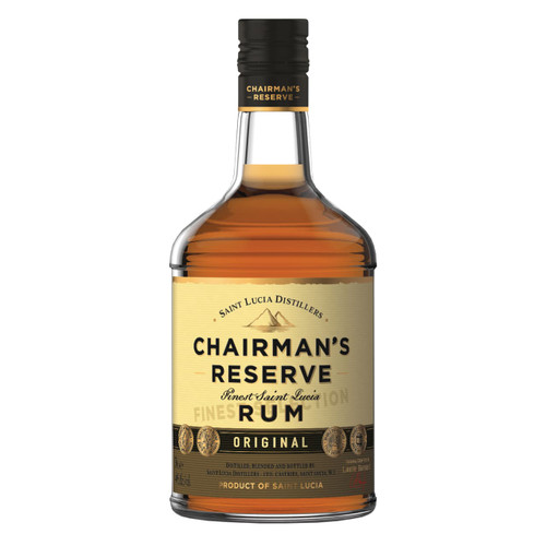 Chairman's Reserve St. Lucia Rum