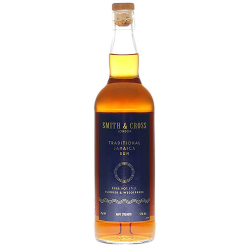Smith and Cross Jamaican Rum