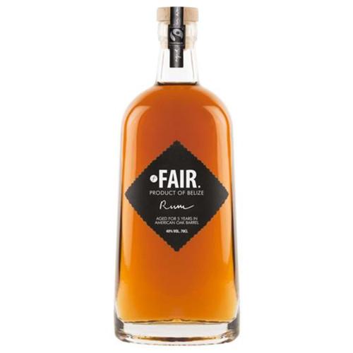 FAIR Belize 5yo Rum